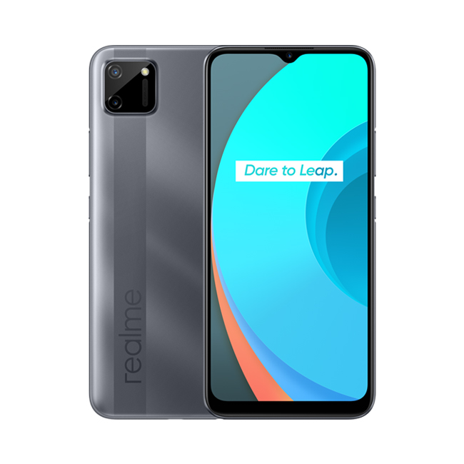 realme C11 Pepper grey - 1