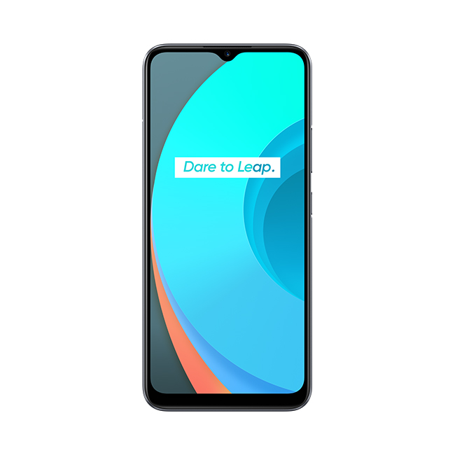 realme C11 Pepper grey - 2